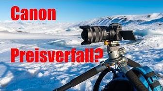 Canon Kamera jetzt kaufen?