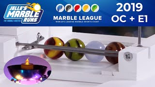 Marble League 2019 OPENING CEREMONY + E1 Underwater Race