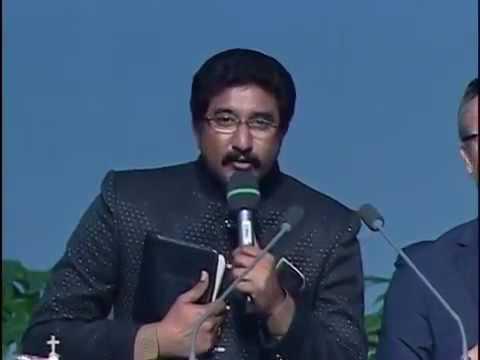 Dr Satish Kumar Full Message in South Korea  Biggest Church in the World   Yoido full gospel church