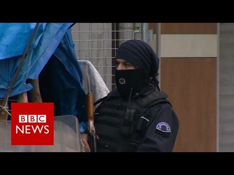 The battle for control in south east Turkey - BBC News
