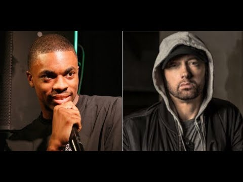 Vince Staples Calls Eminem BET Hip Hop Awards Freestyle TRASH but loves the message though