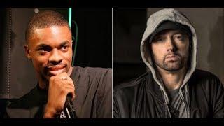 "Vince Staples Calls Eminem BET Hip Hop Awards Freestyle ""TRASH"" But Loves The Message Though."