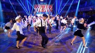 Blackpool Group Dance - Strictly Come Dancing 2015 - BBC One