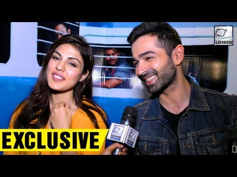 'Jalebi Movi'e Star Cast Interview EXCLUSIVE | Rhea Chakraborty & Varun Mitra | LehrenTV