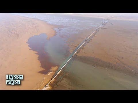 156 - Setelah Danau Kering, Jembatan Misterius Ditemukan
