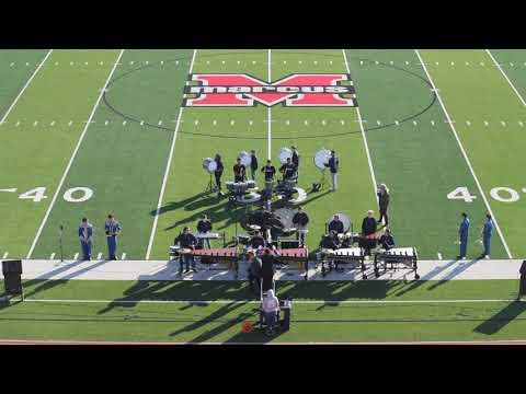 RL Turner HS Drumline Lone Star 2019