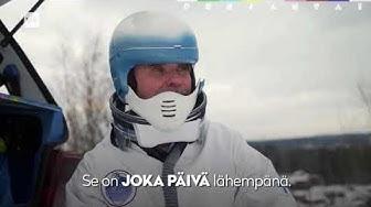 PERJANTAI: Vesa Heilala otti 150 000 euron pankkilainan päästäkseen avaruuteen