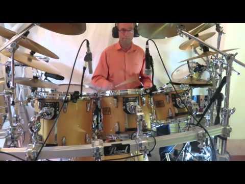 193 bpm Rock n Roll Rockabilly  (train beat) Drum Track for play along Studio