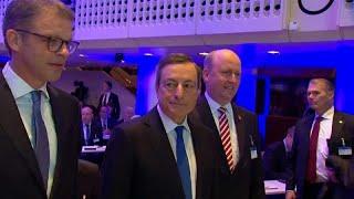 Draghi carga contra los euroescépticos