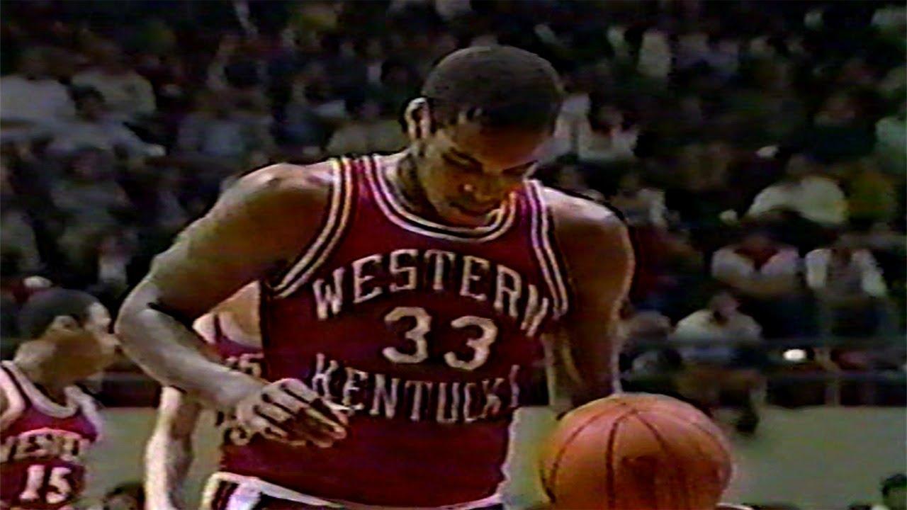 1981-03-13 #10 Western Kentucky vs #7 UAB (NCAA Tournament - First Round)