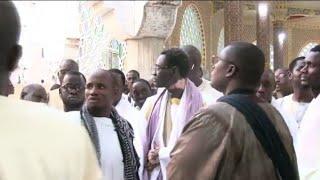 Ramadan 2019 : S. Hamzatou Mbacke.Chouhaybou à la Grande e mosquée de Touba