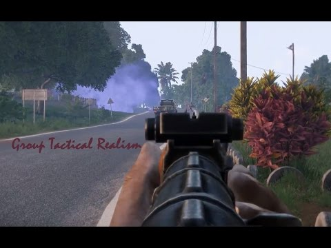 Arma 3 - Group Tactical Realism | Public Ops 25Sep16