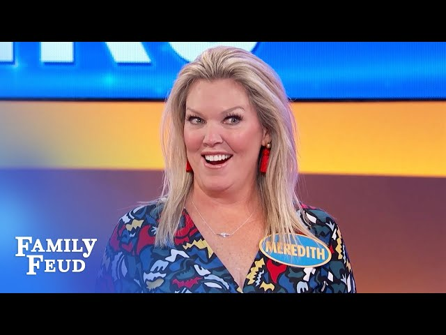 I'm rich! Gonna fill my pool with... lobsters?! | Family Feud