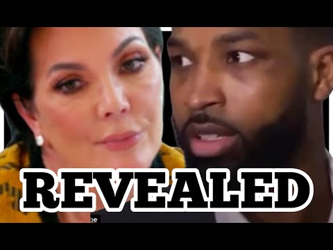 TRISTAN AND KRIS JENNER GO HEAD TO HEAD + HIS ALLEGED BABY MAMA ISSUE IS GETTING UGLY