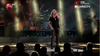 Maná Como te deseo [Live HD]
