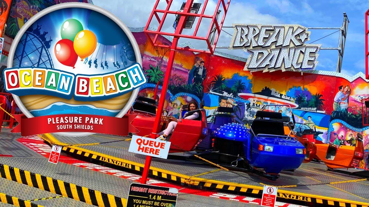 Ocean Beach Pleasure Park Vlog August 2020