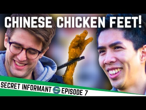 MUST-TRY Traditional Chinese food experience. S1E7