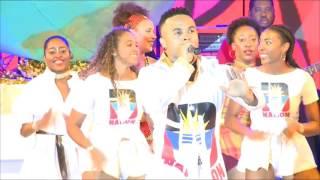 Ricardo Drew - ID Stamp your Name, Live! Antigua Carnival 2016