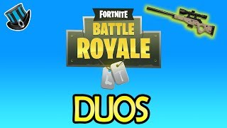🔴FORTNITE UPDATE 1.9.0.1 BATTLE ROYALE   DUOS 🔴