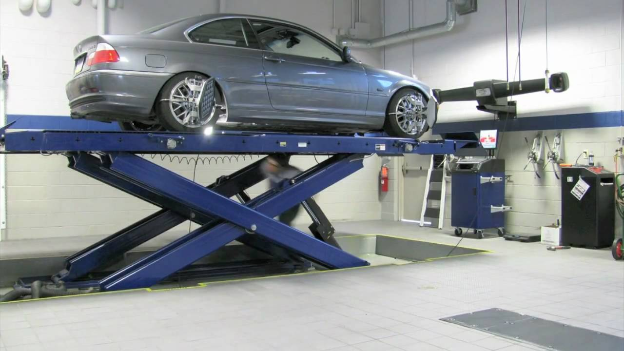 Time Lapse Installing Lowering Springs On Bmw E46 Youtube