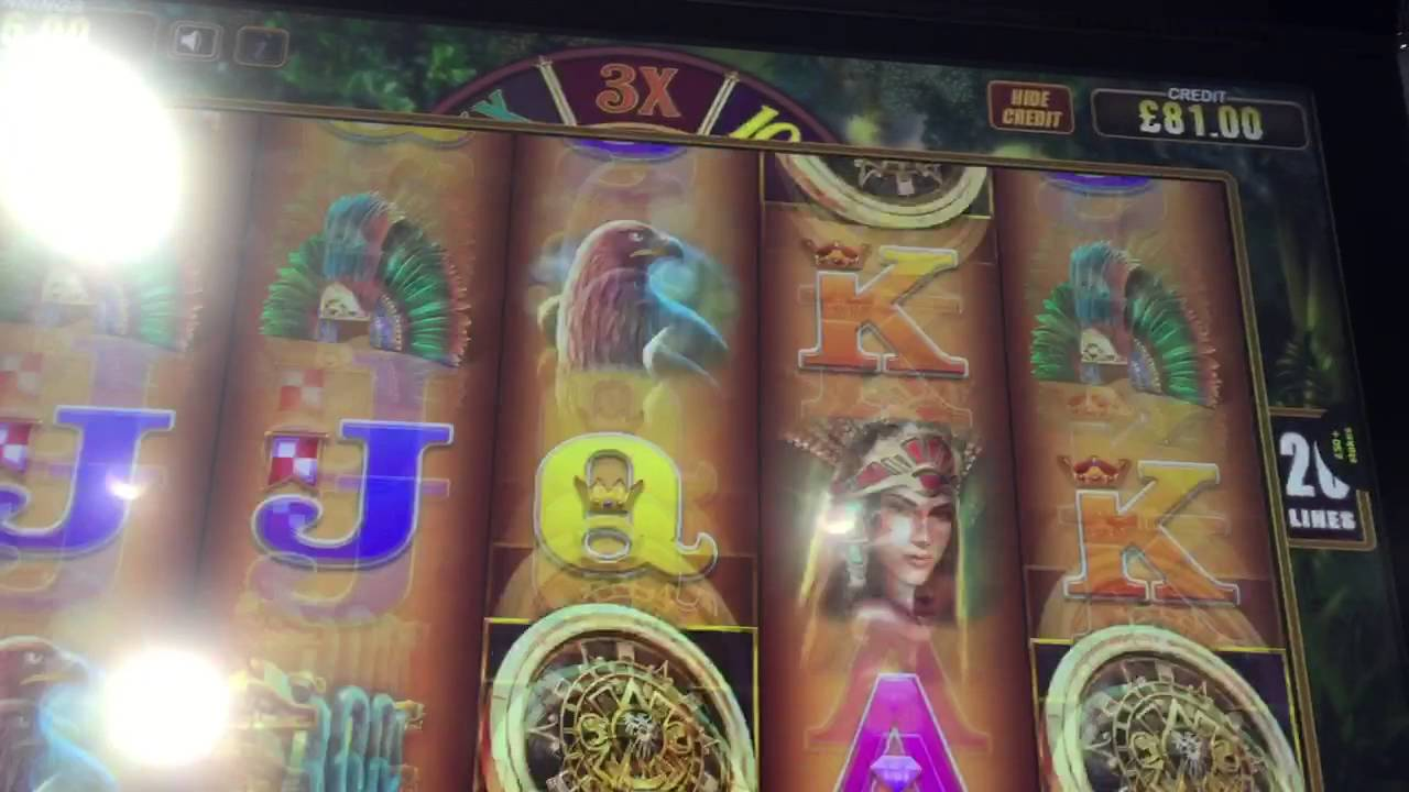 Montezuma Slots Free Play