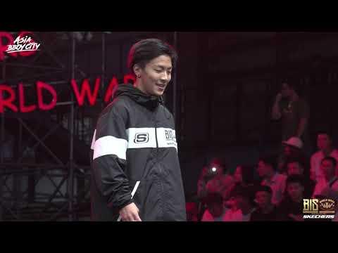 Liang Guo Vs Yuki | 32-16 | World Wars | BIS 2019