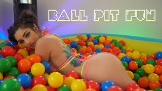 Taylor White - Ball Pit Fun