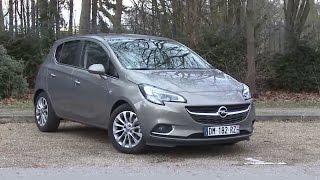 Essai Opel Corsa 1.3 CDTi 95 Cosmo 2015