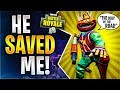 HE SAVED ME! Feat. Timthetatman & Dr. Lupo (Fortnite Battle Royale)