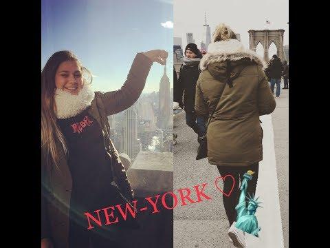 New-York Vlog 1 ♡