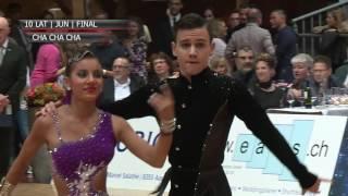 HIGHLIGHTS der Schweizer Tanzsport-Meisterschaften 2016 in Frauenfeld