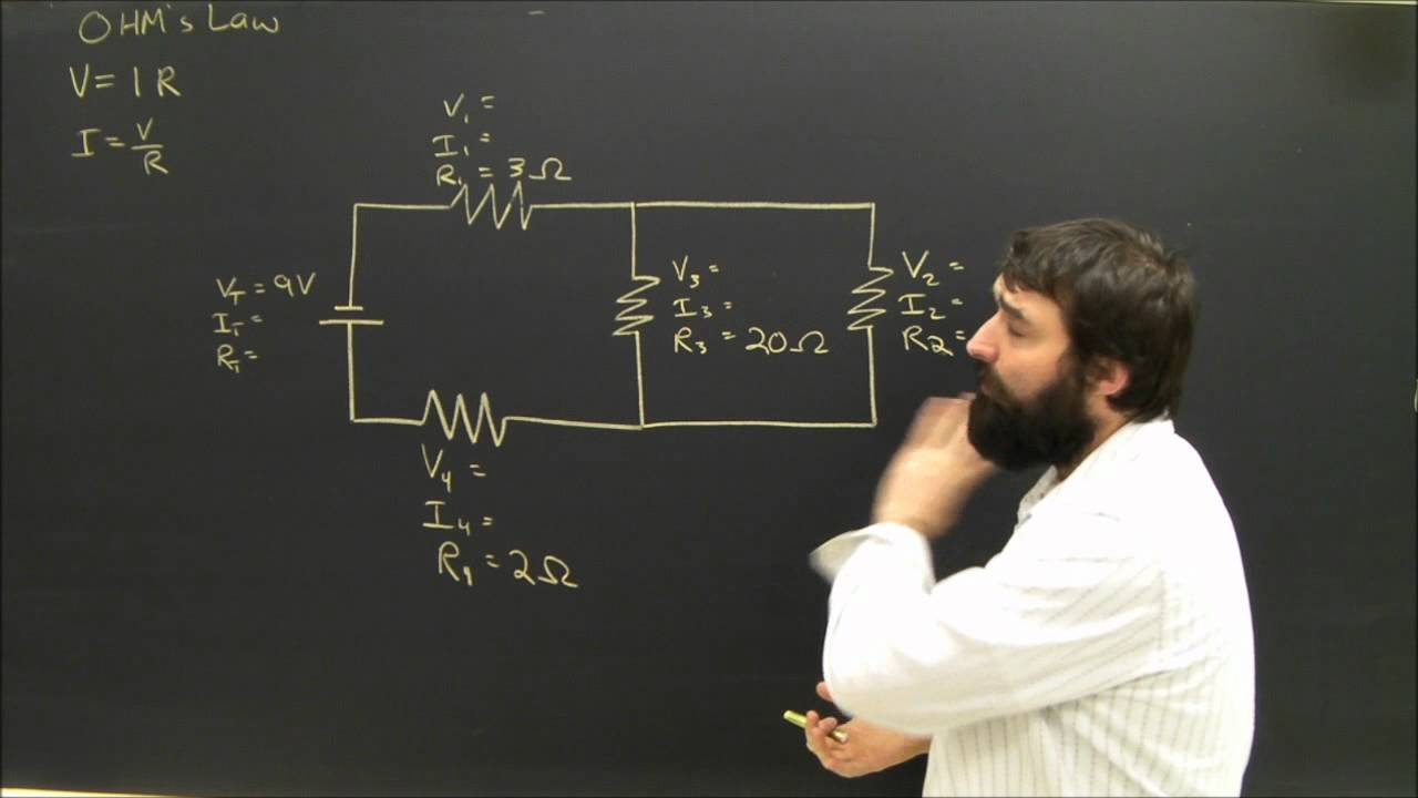 physics help series and parallel circuits electricity diagrams part 4 youtube [ 1280 x 720 Pixel ]