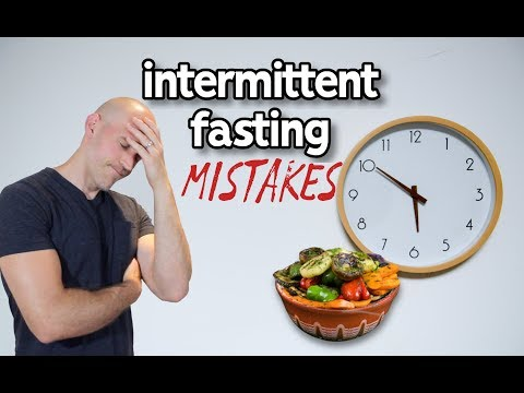 5 Intermittent Fasting Mistakes I Made (That You Should Avoid)