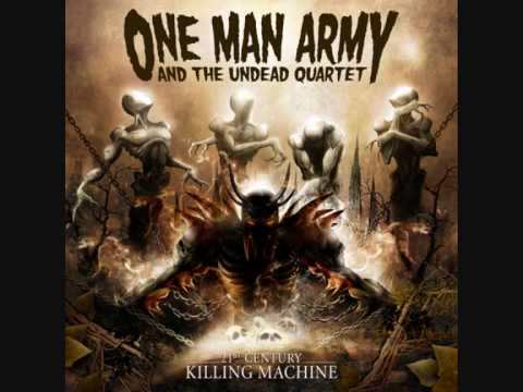 One Man Army and The Undead Quartet - Killing Machine