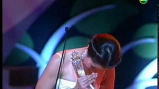 แอน ทองประสม - รางวัล Top Award 2009  22 - 01 -2010.mpg