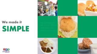TCR Food Franchise