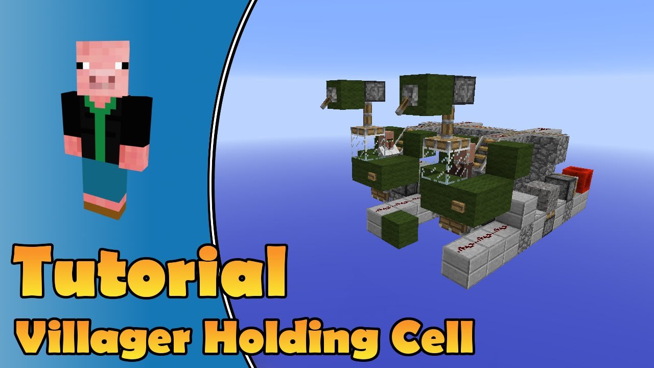 how to make a villager follow you in minecraft 1.8