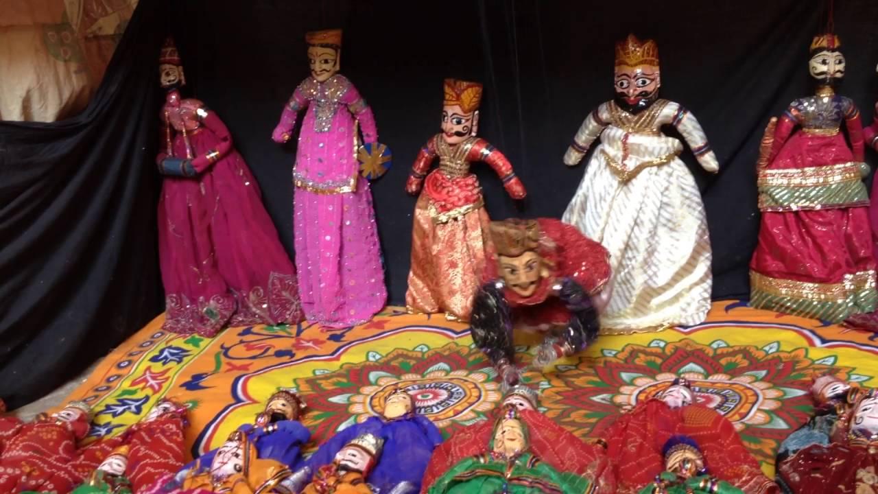 rajasthani folk dancekathputli dance youtube