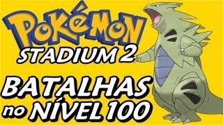 Pokemon Stadium 2 (Parte 11) - Prime Cup: A Última Competição