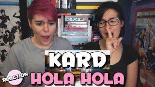 KARD - HOLA HOLA ★ MV REACTION