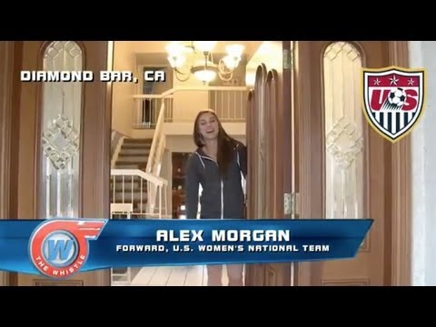 Alex Morgan Back Home Youtube