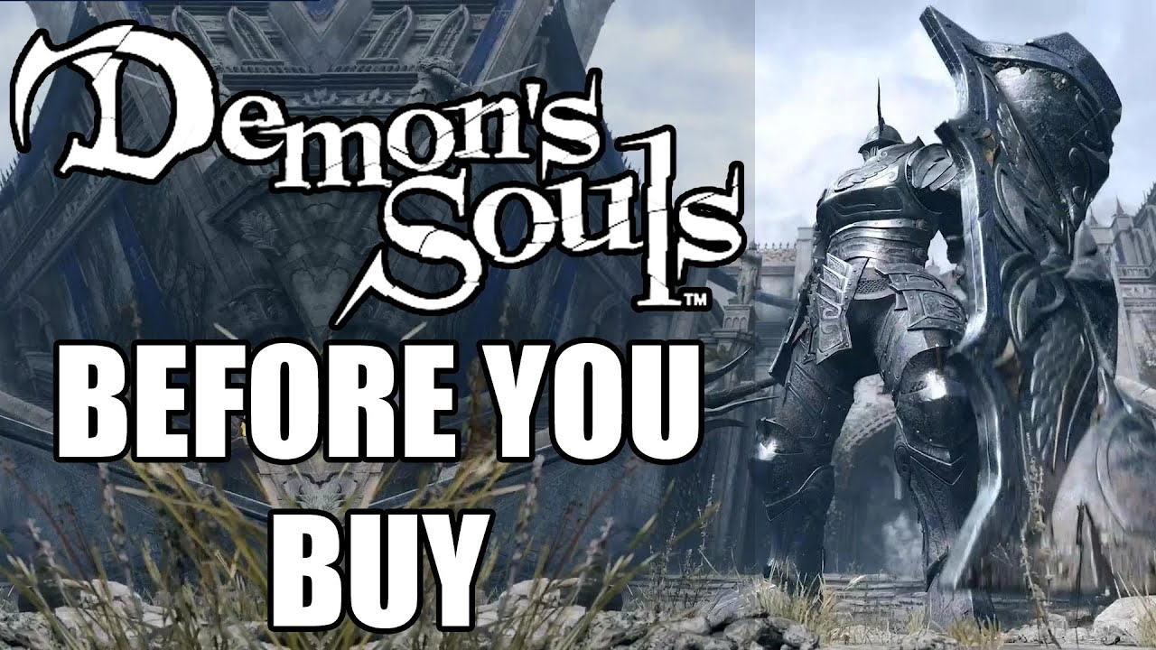 Demon S Souls Remake 13 Features You Need To Know