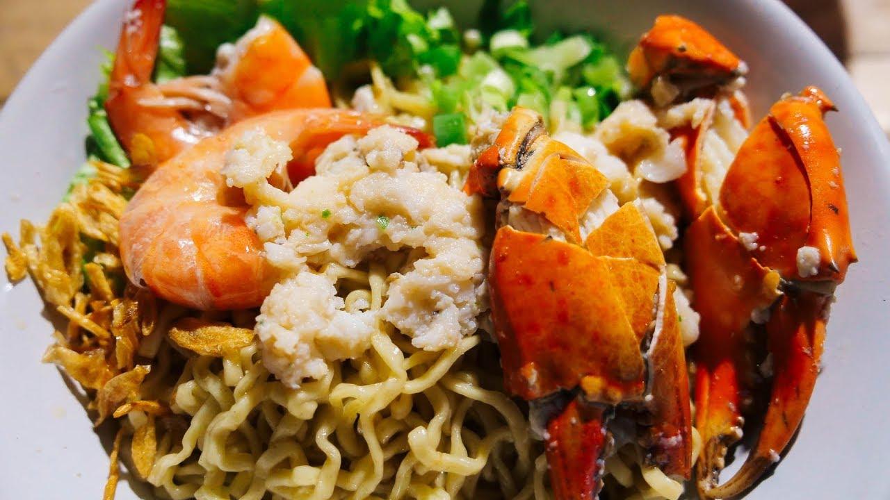 Vlog Berburu Kuliner Di Pasar Lama Tangerang