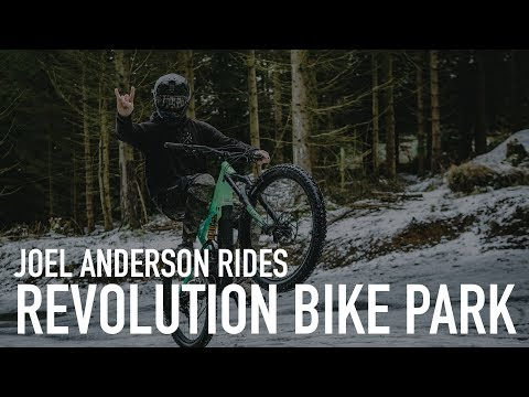 Revolution Bike Park on a Kenevo | with Joel Anderson
