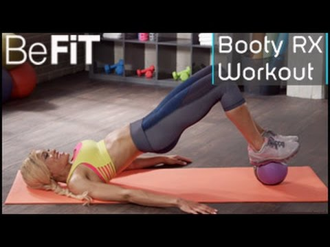 Booty RX Workout- Alicia Marie
