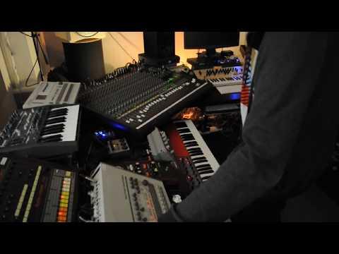 Jamie Anderson - Recording Event Horizon