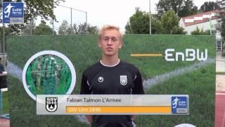 B-Junioren SSV Ulm 1846 Fabian Talmon L'Armee