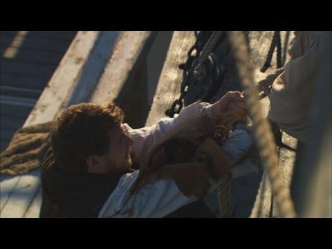 El Corazón del Océano - Alonso consigue embarcar y empezar la aventura hacia el 'Nuevo Mundo'