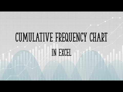 Cumulative Frequency Table in Excel: Easy Steps - Statistics How To