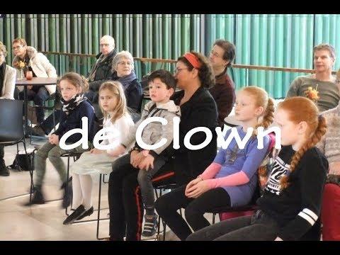 Musis Open, accordeon voor kinderen: de Clown, Dmitri Kabalevsky. AVAZ, Arnhem